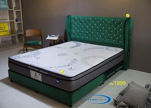 Mutiara (VV) Combo Queen Bed Set