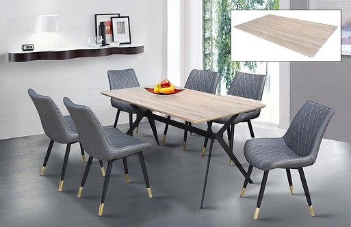 Parker 6 Seater Dining Set