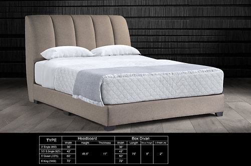 MX-771 Queen/King Bed Frame