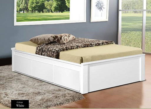 MX1305 Single Bed Frame With Drawers