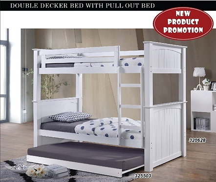 MX320628 Double Decker With Pull Out Bed