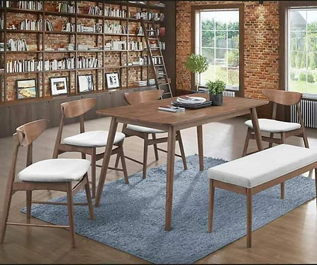 Fitchamp(B) 6 Seater Dining Set
