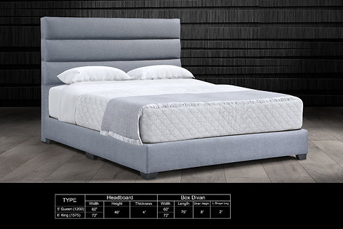 MX-110 Queen/King Bed Frame