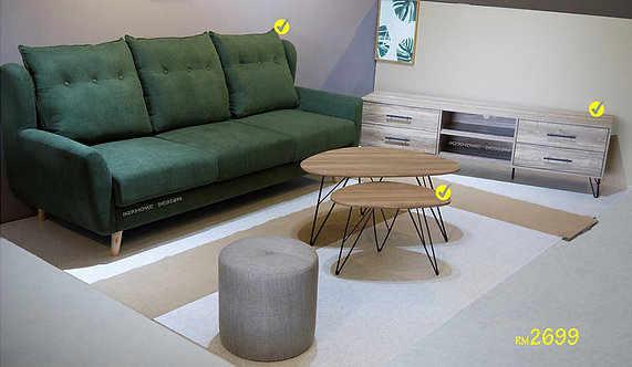 Nicola Combo Living Room Set