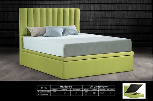 MX-701(STRG) Queen/King Storage Bed Frame