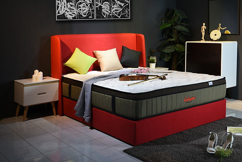 MX-122 Queen/King Bed Frame