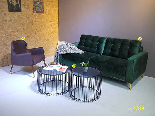 Ruby(V) Combo Sofa Set