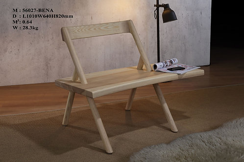 MX56027 Solid Wood Bench