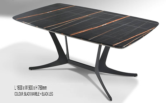 MX1911 Marble Dining Table