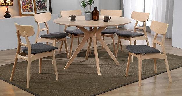 Xavier(R) 6 Seater Dining Set