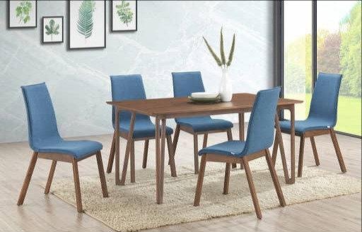 Santiago V 6 Seater Dining Set
