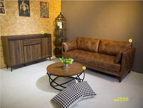 Malmo(RF) Combo Sofa Set