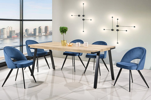 Melody 6 Seater Dining set