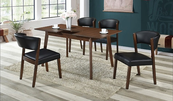 Connell Extendable 4 Seater Dining Set