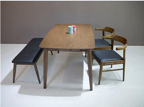 Pakly 4 Seater Dining Set