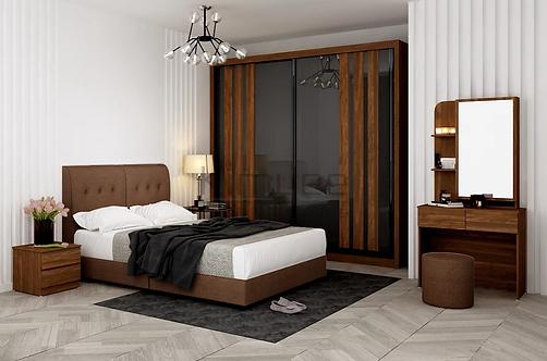 KF(9207) Queen/King Bedroom Set