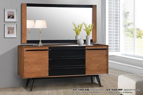 VT100 Sideboard With Mirror