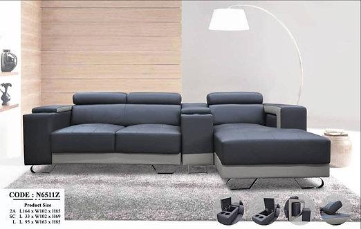 Burrow L-Shape Sofa