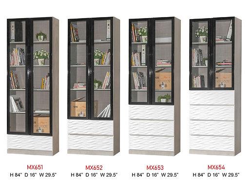 MX651 Book Cabinet