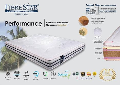 Fibre Star Performance Mattress