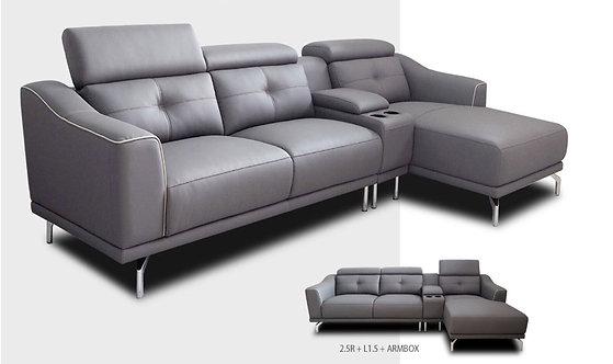 MX(6208) L-Shape Sofa