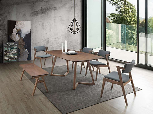 Ryner 6 Seater Dining Set