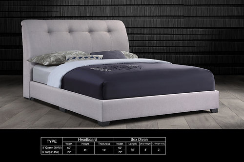 MX-310 Queen/King Bed Frame
