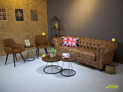 Hades(RF) Combo Sofa Set