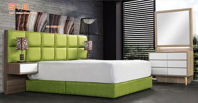 MX(S18) Queen/King Bed Frame