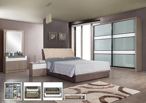 BAT6357 Queen/King Bedroom Set