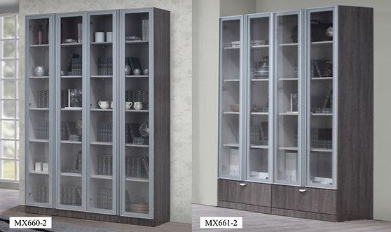 MX660-2 Book Cabinet