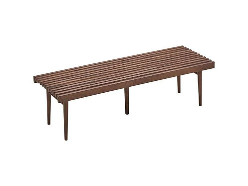 Ryuto Solid Wood Bench