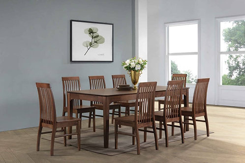 Wenges 8 Seater Dining Set