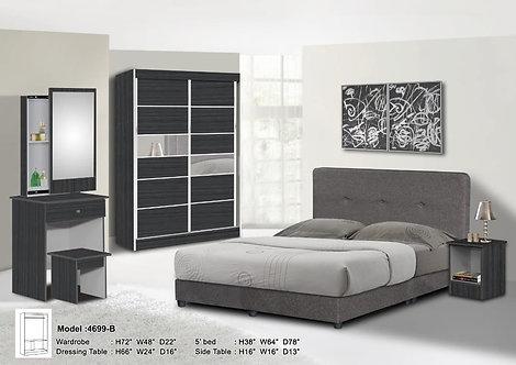 MRK 4699 Queen/King Bedroom Set