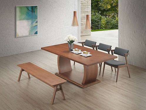 FR843 6 Seater Dining Set
