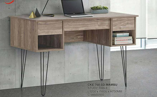 764 Mambu Study Table