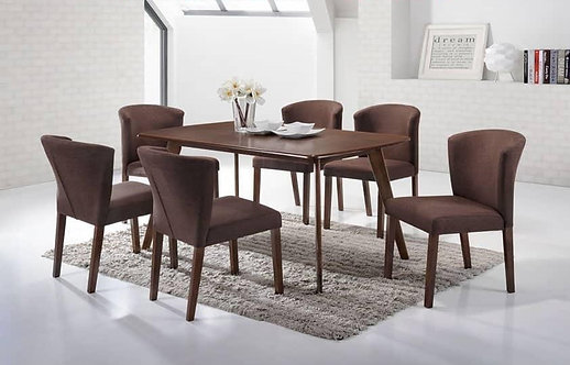 Trosta 6 Seater Dining Set