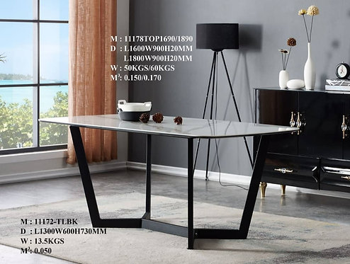 MX(11178B) Ceramic Dining Table