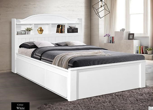 MX6239 Queen/King Bed Frame With Drawers