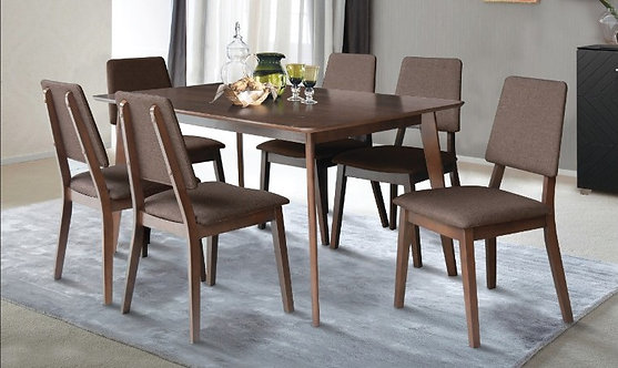 Dacio 6 Seater Dining Set
