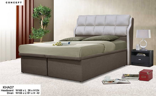 MX07 Queen/King Storage Bed Frame