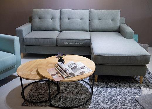 Ezent L-Shape Sofa