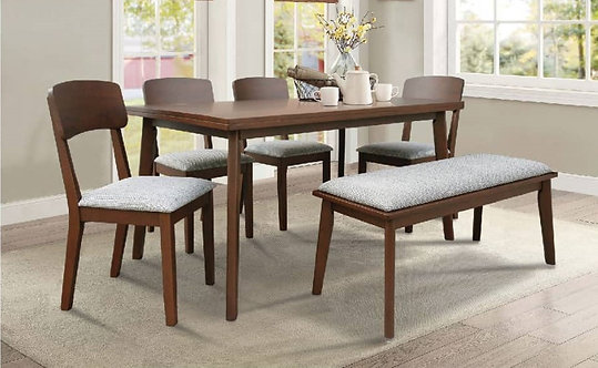 Oliver 6 Seater Dining Set