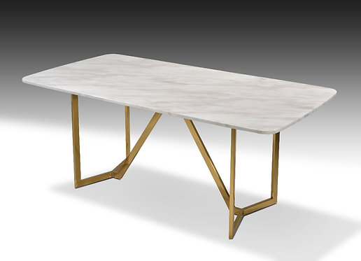 MX-21 Marble Dining Table