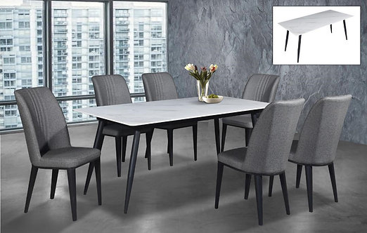 MX(A67C) Ceramic Dining Table