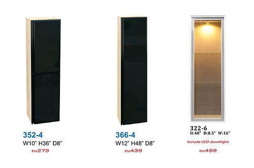 Wall Mount Cabinet With Door