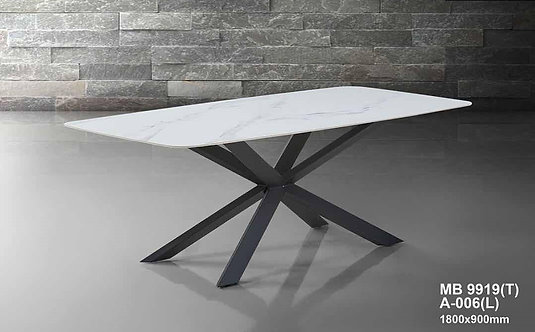 MX(9919) Ceramic Dining Table