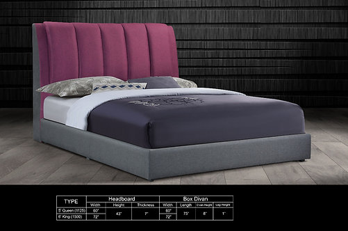MX-103 Queen/King Bed Frame