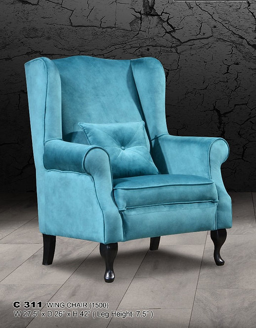 C311 Wing Chair