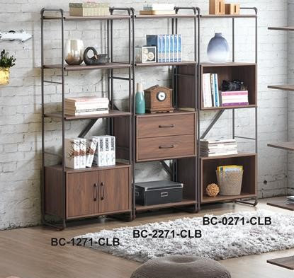 Samier Book Cabinet